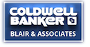 Coldwell Banker Blair and Associates Logo